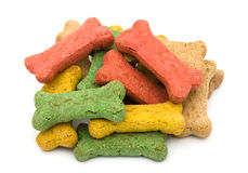 A Pile of Dog Treats Stock Images