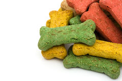 A Pile of Dog Treats Stock Photo