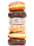 Pile of donuts Stock Photography