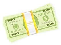 Pile du dollar