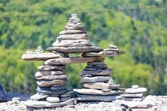 Pile en pierre Photo stock