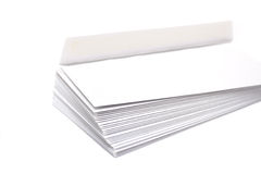 Pile of envelopes Stock Photography