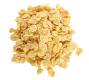 Pile of flakes Royalty Free Stock Images