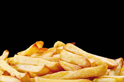 Pile of french fries Stock Photography