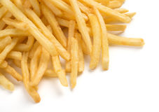 A pile of french fries Royalty Free Stock Photo