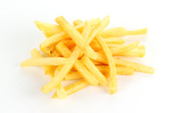 Pile of French Fries Royalty Free Stock Photo