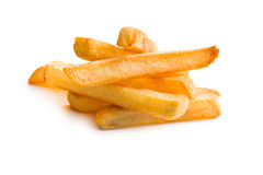 Pile of french fries Royalty Free Stock Image