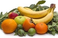 Pile of fresh fruit Royalty Free Stock Image