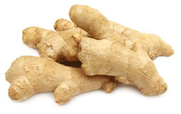 Pile of Fresh ginger Stock Photos
