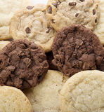 Pile of Fresh Sugar Cookies Stock Photography