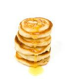 Pile of fritters Royalty Free Stock Photography
