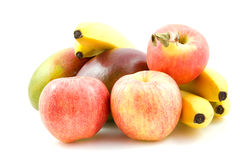 Pile of fruits Royalty Free Stock Image