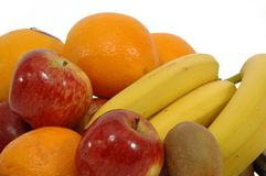 Pile of fruits Royalty Free Stock Photography
