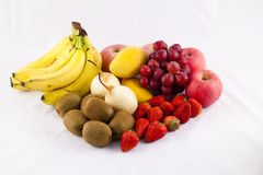 Pile of fruits Royalty Free Stock Images