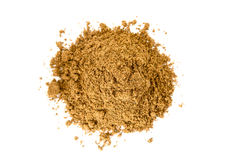 Pile of Garam Masala Stock Image