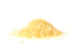 Pile of gelatin granules Stock Photography