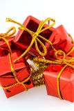Pile of gifts Stock Photography