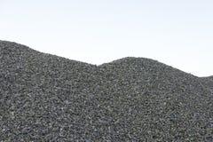 Pile of gravel Stock Image
