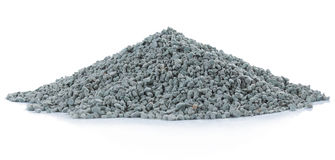 Pile of green rock Stock Image