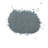 Pile Gunpowder (black powder) Isolated Royalty Free Stock Photo