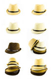 Pile of hat Royalty Free Stock Image