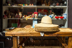Pile of hats Royalty Free Stock Images