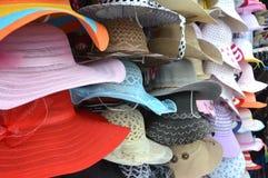 Pile hats Stock Photos