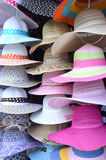 Pile hats Royalty Free Stock Images