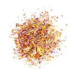 Pile of the herbs. Stock Photography
