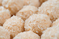Pile of homemade sweets royalty free stock image