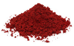 Pile of Industrial red color Royalty Free Stock Photos