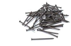 Pile of iron nail Royalty Free Stock Image