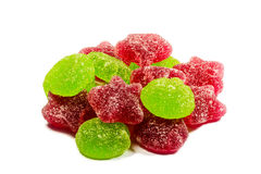 Pile of jelly candy Stock Photo