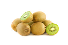 Pile of  kiwi Royalty Free Stock Photos