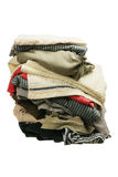 Pile of Laundry Stock Images