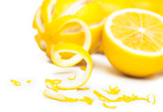 Pile of lemons Royalty Free Stock Photography