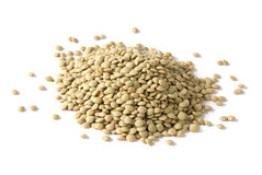 Pile of Lentils Royalty Free Stock Images