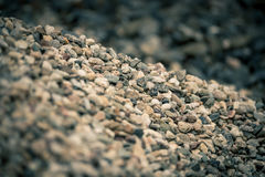Pile of little stones Royalty Free Stock Image