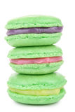 Pile of macaroon Royalty Free Stock Photography