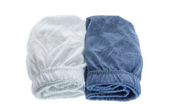 Pile of male underwear on  white background. Royalty Free Stock Images