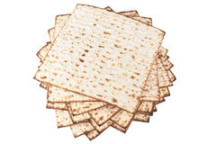 Pile of Matzot Royalty Free Stock Images