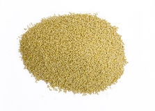 Pile of millet Royalty Free Stock Photo