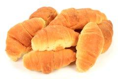 Pile of Mini Croissants. Royalty Free Stock Photo