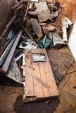 Pile of garbage Royalty Free Stock Image