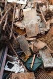 Pile of garbage Royalty Free Stock Photo
