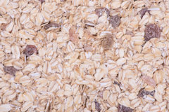 Pile muesli Royalty Free Stock Images