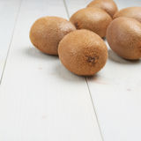 Pile of multiple kiwifruits Royalty Free Stock Photography