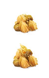 Pile of multiple physalis fruits Royalty Free Stock Photos