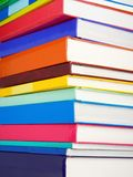 Pile of new books Stock Photography