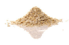 Pile Of Oatmeal Royalty Free Stock Photos